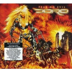 DORO - Fear No Evil / digipack +2 bonus track / CD