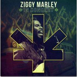 ZIGGY MARLEY - In Concert CD