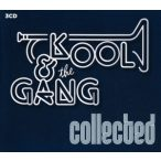 KOOL & THE GANG - Collected / 3cd / CD