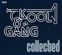 KOOL & THE GANG - Collected / 3cd / CD