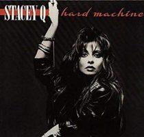 STACEY Q - Hard Machine / vinyl bakelit / LP