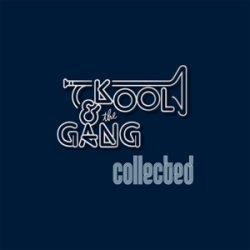 KOOL & THE GANG - Collected / limitált színes vinyl bakelit LP / 2xLP