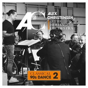ALEX CHRISTENSEN & THE BERLIN ORCHESTRA - Classical Dance 90' Vol.2 / vinyl bakelit / 2xLP