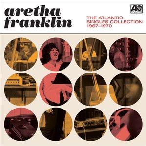 ARETHA FRANKLIN - Atlantic Singles Collection / vinyl bakelit / 2xLP