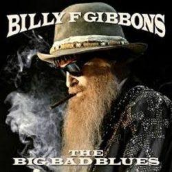 BILLY GIBBONS - Big Bad Blues /színes vinyl bakelit / LP