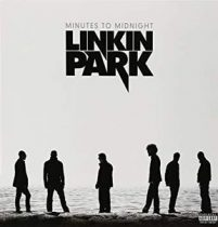 LINKIN PARK - Minutes To Midnight / vinyl bakelit  / LP