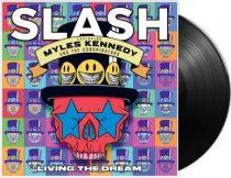 SLASH - Living Dream / vinyl bakelit / 2xLP