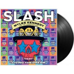 SLASH - Living Dream / vinyl bakelit / 2xLP
