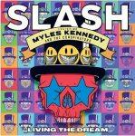 SLASH - Living Dream / limitált színes vinyl bakelit / 2xLP