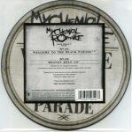 MY CHEMICAL ROMANCE - Black Parade / picture vinyl bakelit / 2xLP