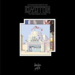 LED ZEPPELIN - The Song Remains The Same / vinyl bakelit box / 4xLP