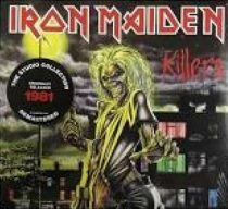 IRON MAIDEN - Killers / remastered 2018 digipack / CD