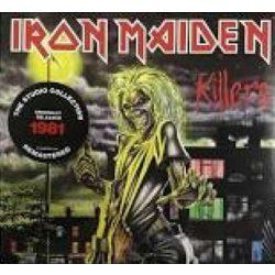 IRON MAIDEN - Killers / remastered 2018 digipack / CD