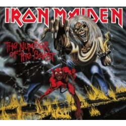 IRON MAIDEN - Number Of The Beast / remastered 2018 digipack / CD