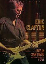 ERIC CLAPTON - Live In San Diego DVD