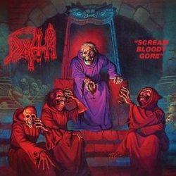 DEATH - Scream Bloody Gore / vinyl bakelit / LP