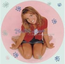 BRITNEY SPEARS - Baby One More Time / picture vinyl bakelit / LP