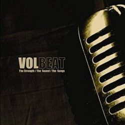 VOLBEAT - Strenght/ The Sound / The Songs / vinyl bakelit / LP