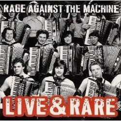 RAGE AGAINST THE MACHINE - Live And Rare / vinyl bakelit / LP