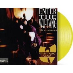 WU-TANG CLAN - Enter The Wu-Tang / limitált színes vinyl bakelit / LP