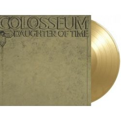 COLOSSEUM - Daughter Of Time / limitált színes vinyé bakelit / LP