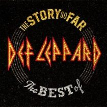 DEF LEPPARD - Story So Far Best Of CD