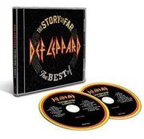 DEF LEPPARD - Story So Far Best Of / 2cd / CD