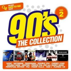 VÁLOGATÁS - 90's The Collection vol.2 / 2cd / CD