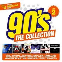 VÁLOGATÁS - 90's The Collection vol.2 / 2cd / CD