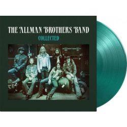 ALLMAN BROTHERS BAND - Collected  / limitált színes vinyl bakelit /  2xLP