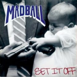 MADBALL - Set It Off / vinyl bakelit / LP