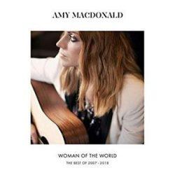 AMY MACDONALD - Woman Of The World / vinyl bakelit / LP
