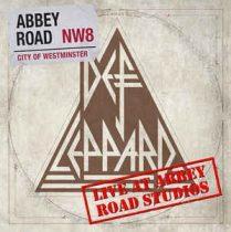 DEF LEPPARD - Live At The Road Studios / vinyl bakelit / LP