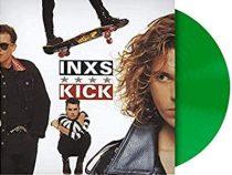 INXS - Kick / limitált színes vinyl bakelit / LP
