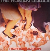 HUMAN LEAGUE - Reproduction / vinyl bakelit / LP