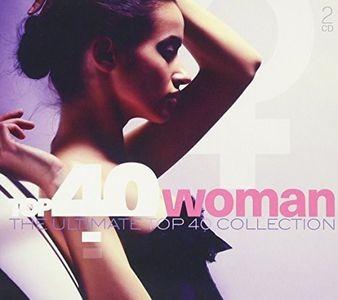 VÁLOGATÁS - Top 40 Woman / 2cd / CD