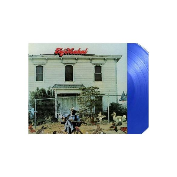 TAJ MAHAL - Taj Mahal  50th Anniversary  / limitált színes vinyl bakelit /  LP