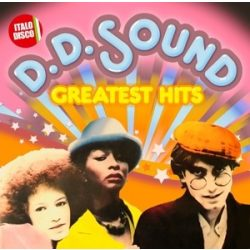 D.D.SOUND - Greatest Hits CD