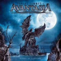 AVANTASIA - Angel Of Babylon / színes vinyl bakelit / 2xLP