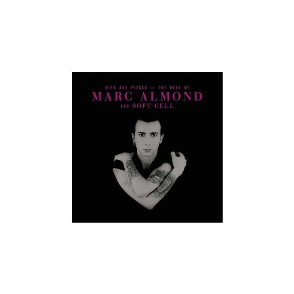 MARC ALMOND - Hits And Pieces Best Of / vinyl bakelit / 2xLP