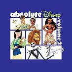 VÁLOGATÁS - Absolute Disney volume 2. CD
