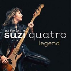SUZI QUATRO - Legend Best Of / vinyl bakelit / 2xLP