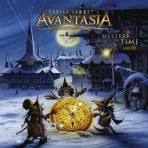 AVANTASIA - Mystery Of Time / limitált színes vinyl bakelit / LP