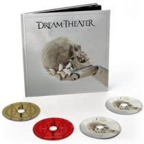 DREAM THEATER - Distance Over Time / 2cd+dvd+brd / CD