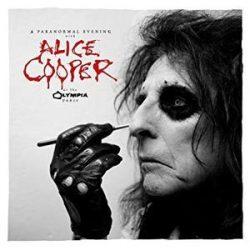 ALICE COOPER - A Paranormal Evening At Olympia Paris / vinyl bakelit / 2xLP