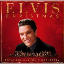 ELVIS PRESLEY - Christmas With The Royal Philharmonic Orchestra / deluxe / CD