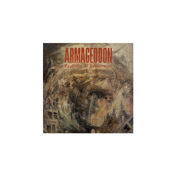 ARMAGEDDON - Capatiity And Devourment / vinyl bakelit / LP