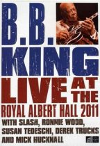 B.B. KING - Live At The Royal Albert Hall DVD