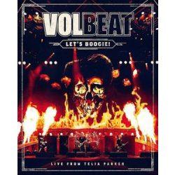 VOLBEAT - Let's Boogie Live From Telia Parken  / 2cd+dvd / DVD