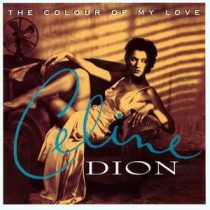CELINE DION - Colour Of My Love / limitált színes  vinyl bakelit / 2xLP